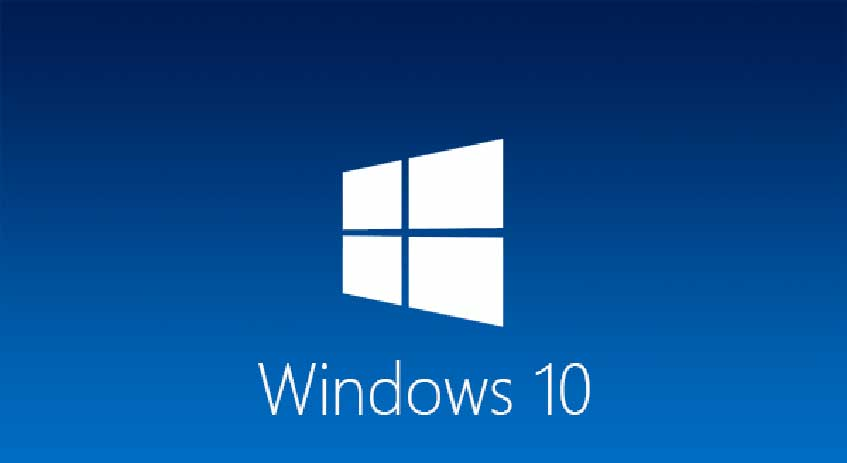 Windows 10 installation iss